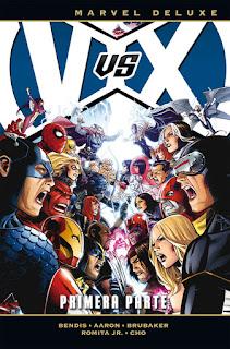 Los Vengadores VS. La Patrulla-X tomo 1