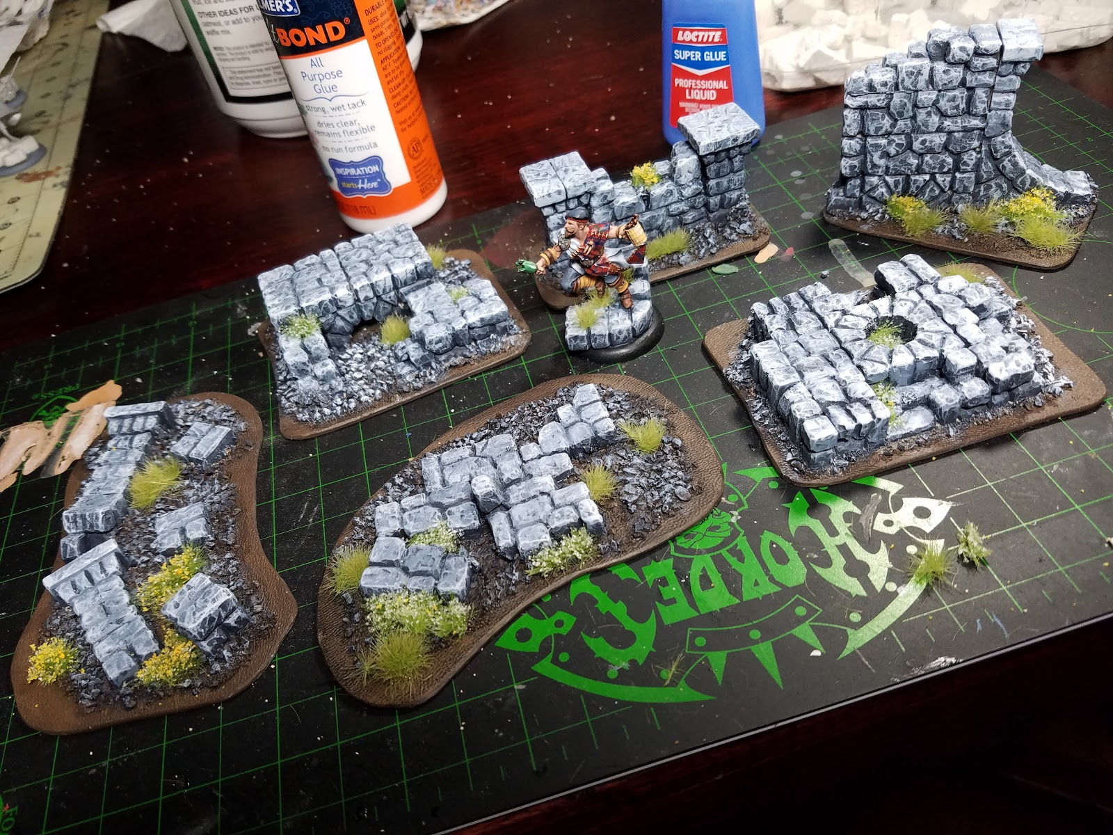 Dice of the First Degree: Step 2 into Guildball: What do I