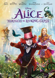 Alice Through the Looking Glass/Alicia a Través del Espejo