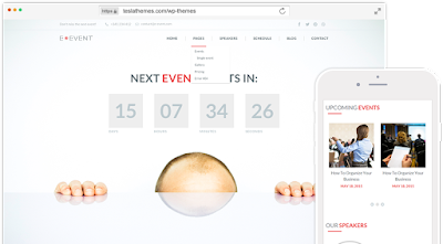 E-event-Conference Event Premium Wordpress Theme