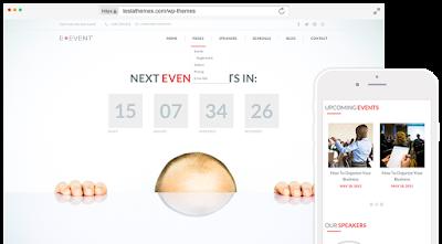 E-event-Conference Event Premium Wordpress Theme