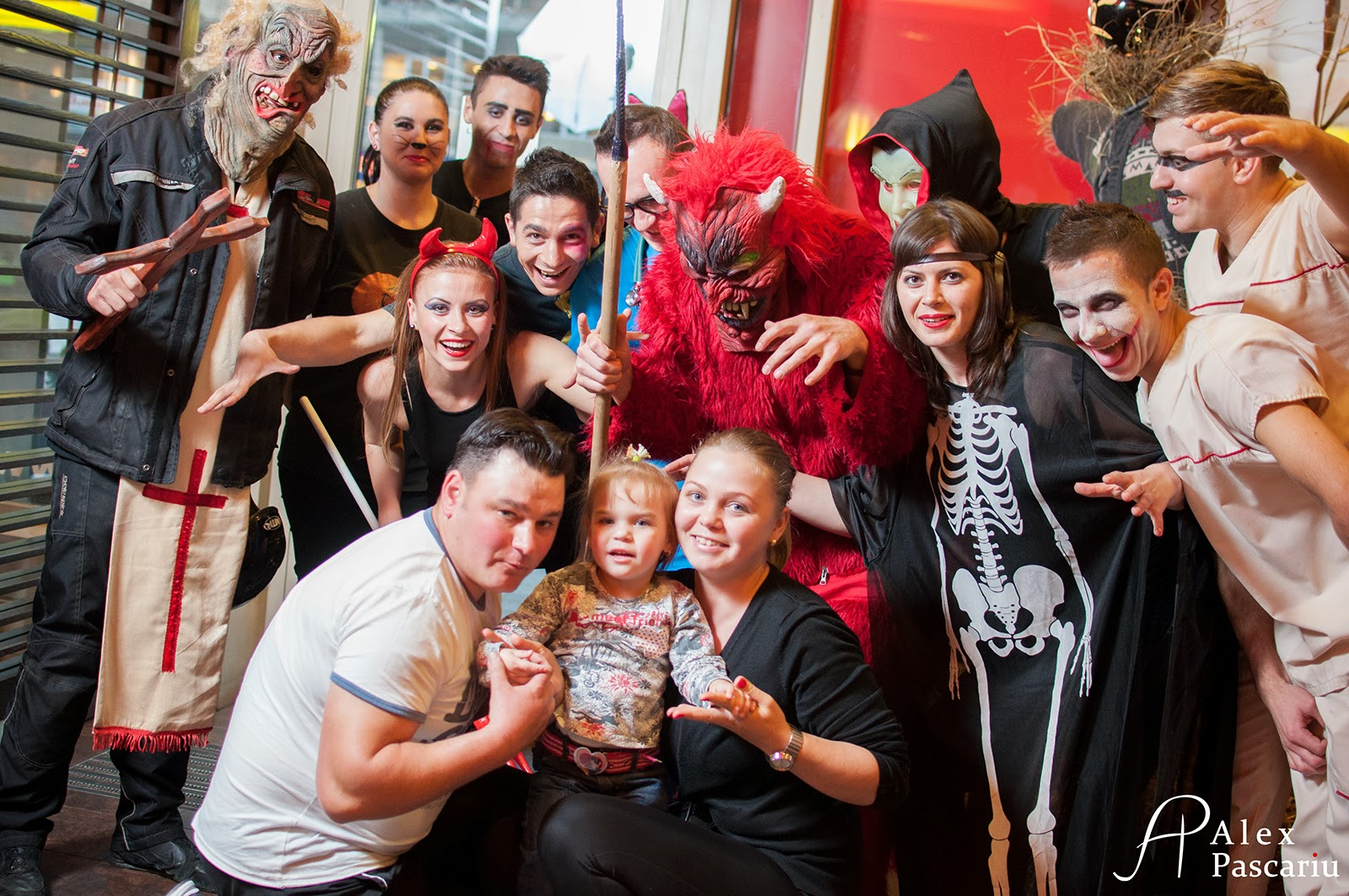 Halloween Party la Pizza Hut Iasi 10