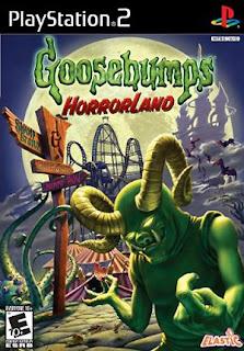 Goosebumps Horrorland Happy Halloween (PS2) 2008