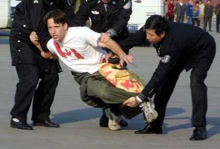 北京人有什么话不敢说?──向勇敢的杜导斌致敬