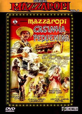 Mazzaropi: Casinha Pequenina - DVDRip Nacional