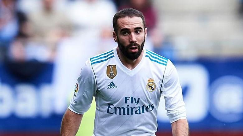 Carvajal Yakin Bisa Bawa Real Madrid Singkirkan Barcelona