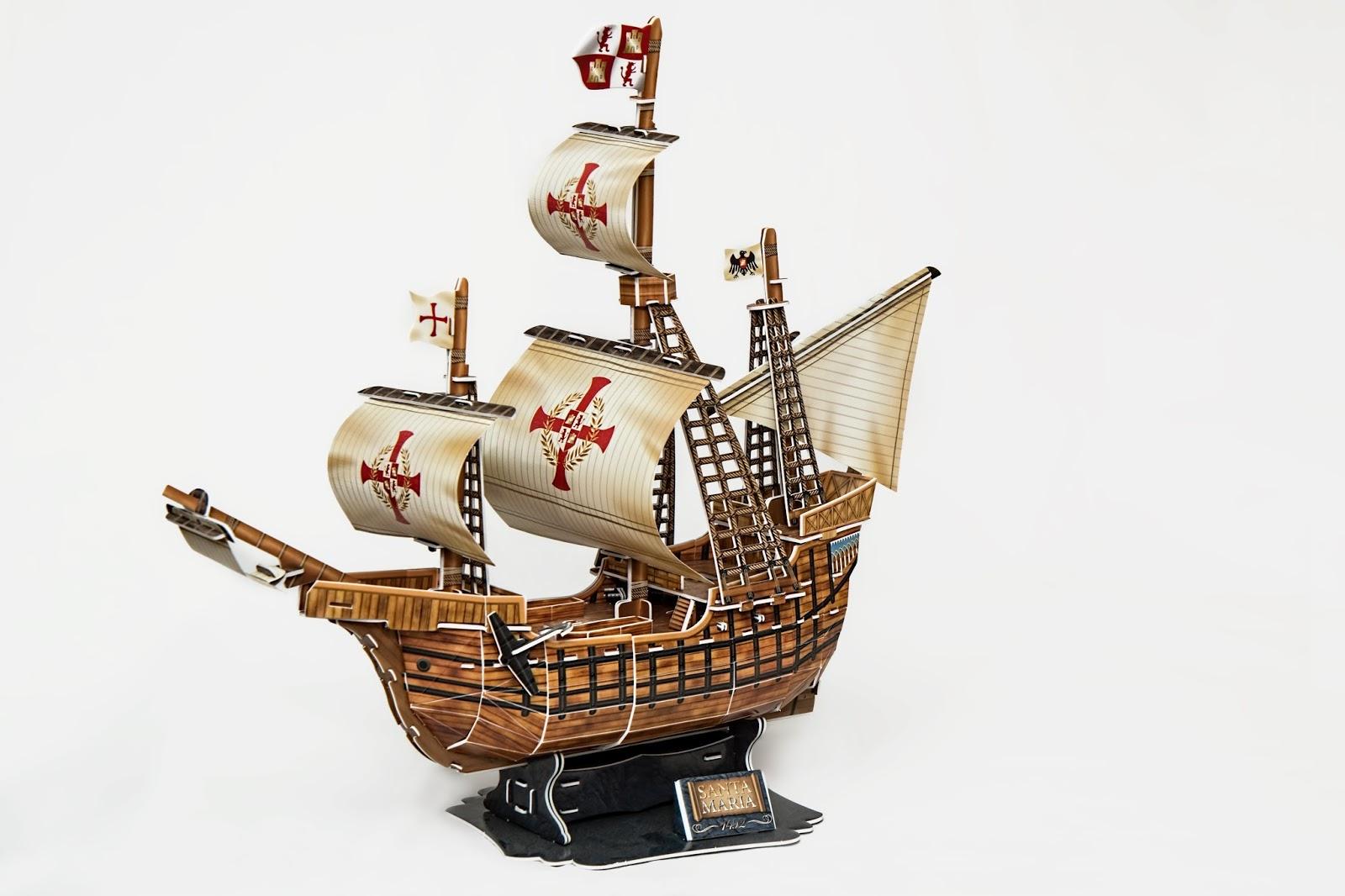 Machetă vapor
