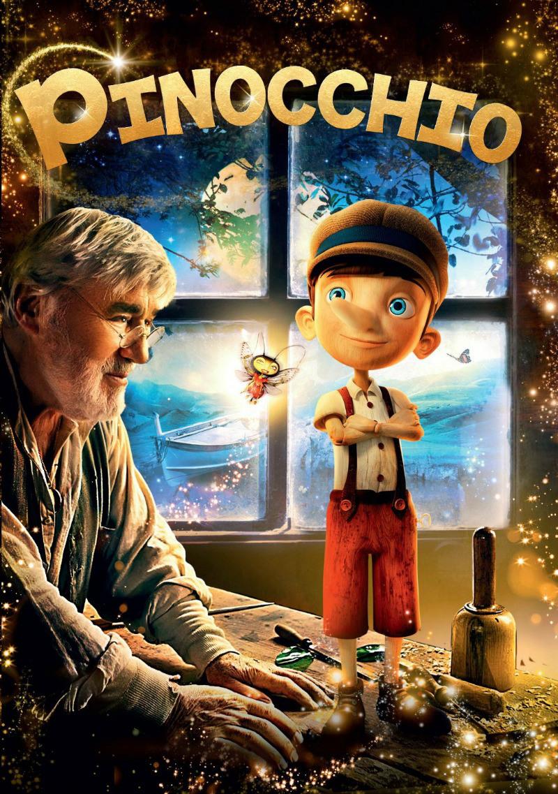 Pinocchio (2015) พิน็อคคิโอ [HD]