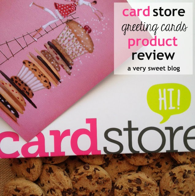 Cardstore Greeting Card Review