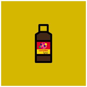Caviplex Syrup, Vitamin Untuk Anak-Anak Dari Erela