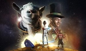 Goat Simulator Waste of Space APK+DATA Android