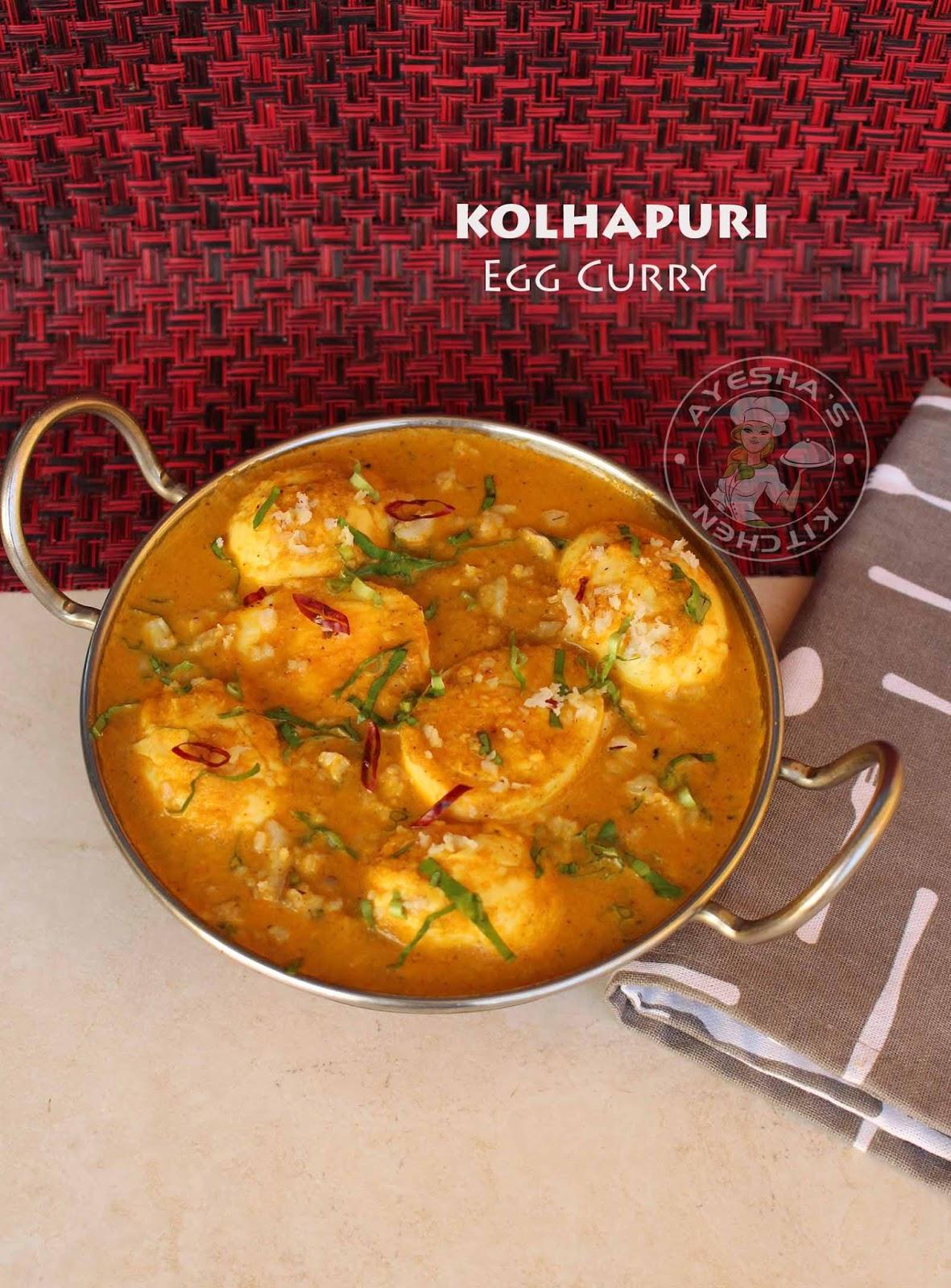 Simple egg recipes kolhapuri egg curry egg curry simple easy indian kerala style kolhapuri egg recipes boiled eggs for breakfast egg dishes forumfinder Images