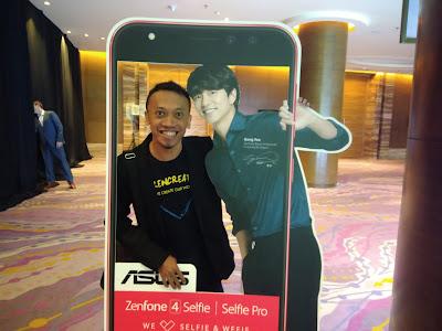 Brand Ambassador ASUS Zenfone 4 Selfie Pro