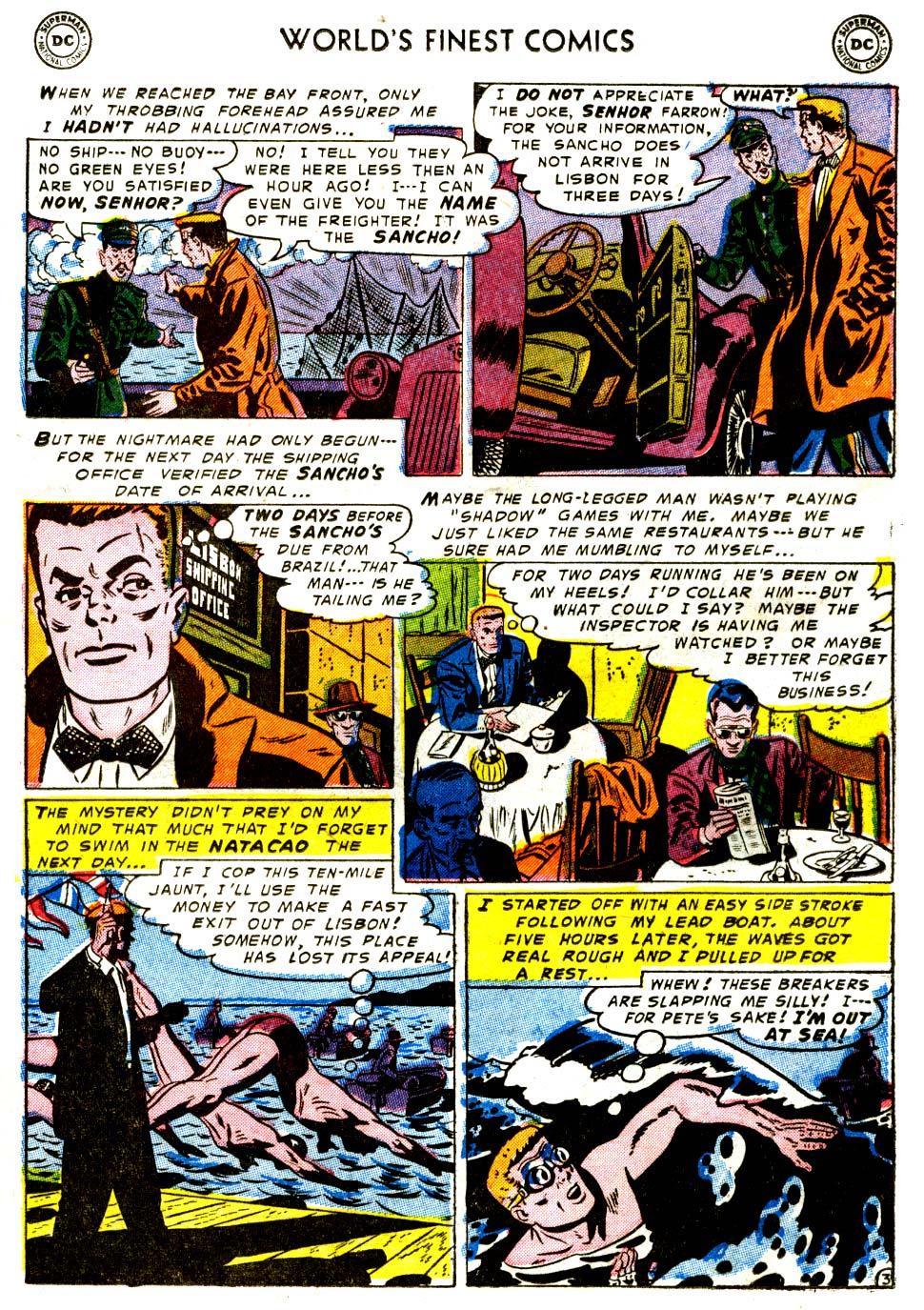 Read online World's Finest Comics comic -  Issue #68 - 45