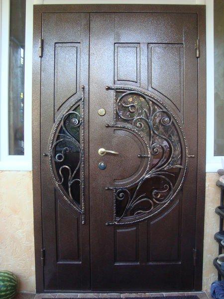 cửa sắt 2 cánh
