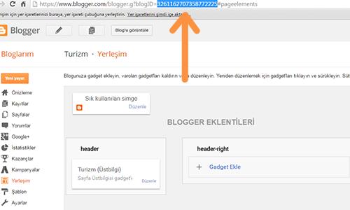 Slayt Blog İzleme Düğmesi