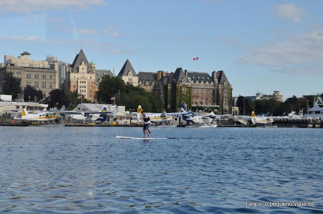 Victoria Harbour Ferry Canada