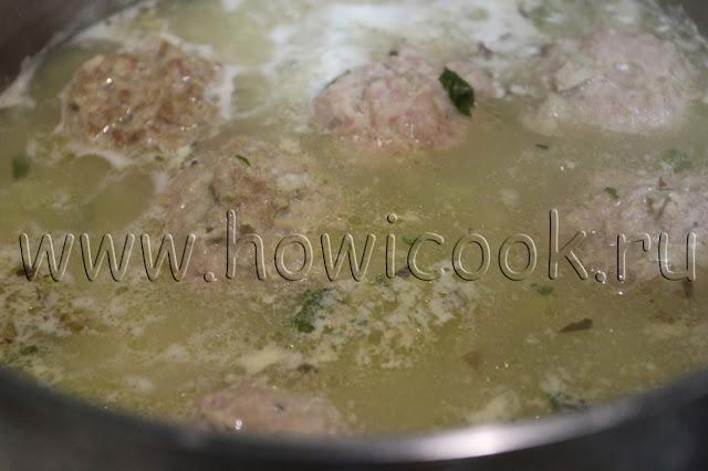рецепт армянского супа кололик с пошаговыми фото