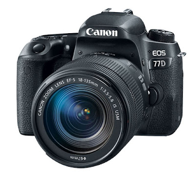 Canon EOS 77D: Links to Professional Previews and Reviews