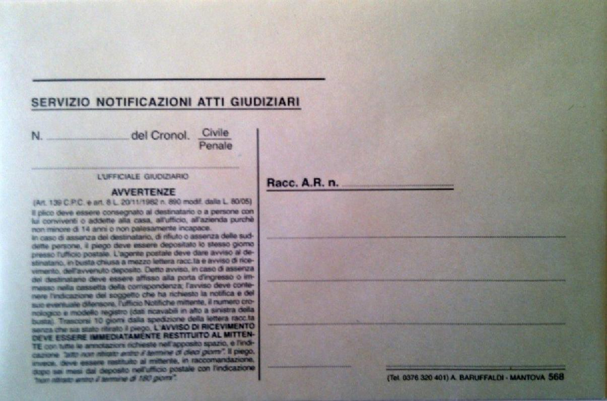 Tolmezzo: notifiche a rilento dopo l'addio al tribunale