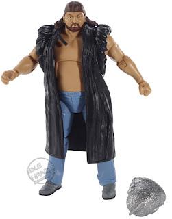 san diego comic-con 2016 mattel exclusive WWE ELITE FIGURE SHOCKMASTER LIMITED EDITION