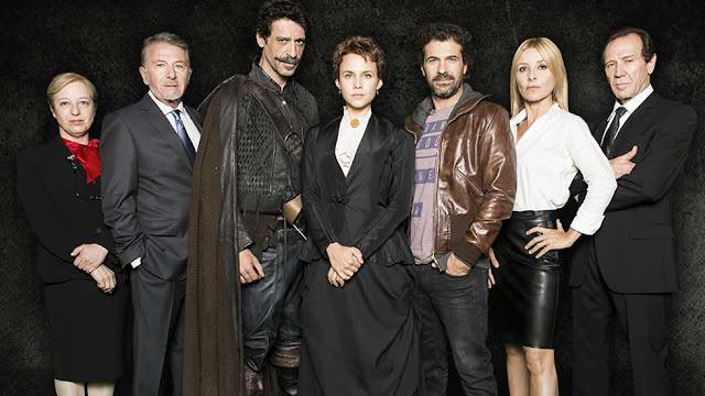 El Ministerio del Tiempo, series españolas