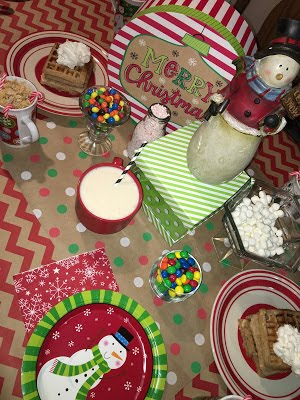 A Holiday Eggnog Affair! 2015