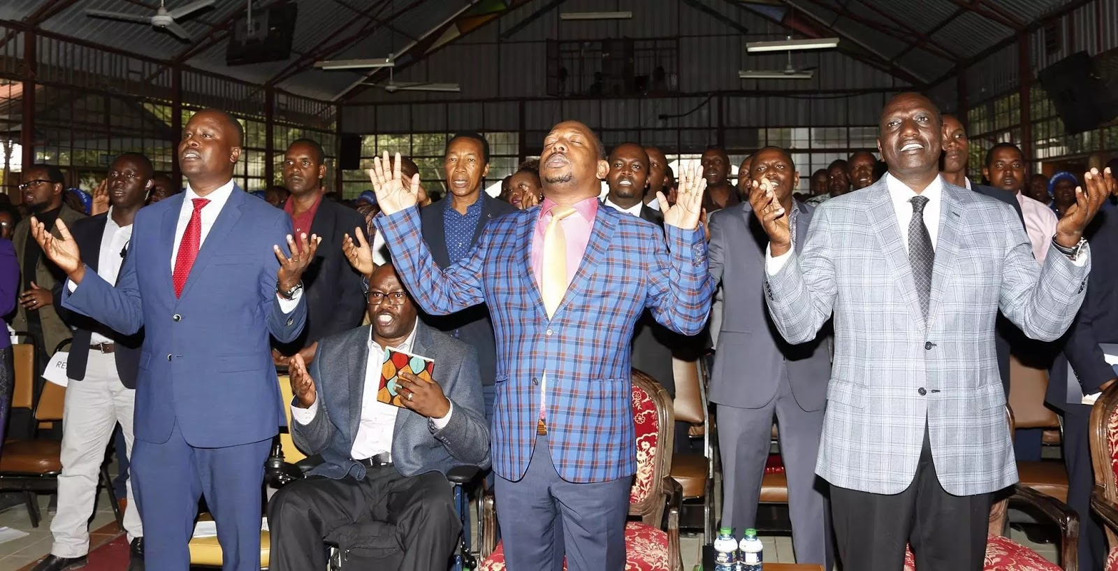 Sonko Warned To Keep Off Mt Kenya Politics