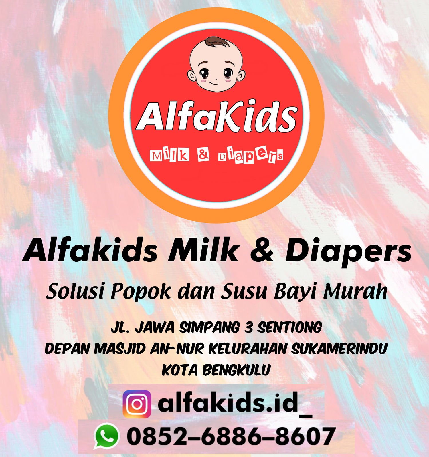 Alfakids Milk & Diapers