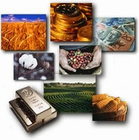 Forex bolsa y materias primas