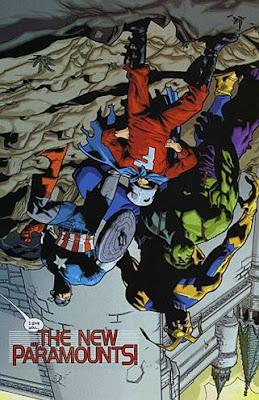 jenis-jenis avengers marvel