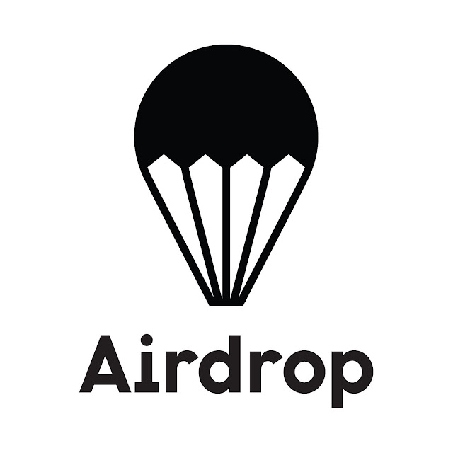 Why are companies giving away airdrop