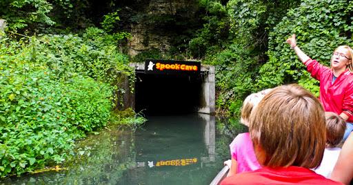 Spook Cave - Mcgregor Iowa