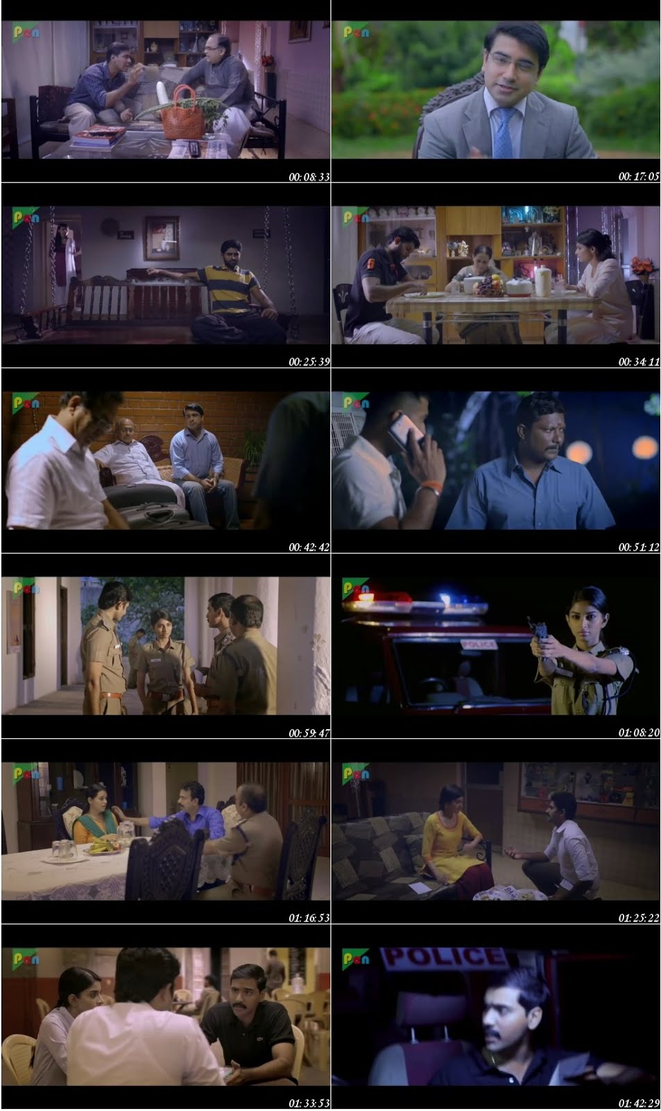 Screen Shot Of Tollywood Movie Ek Raaj Ki Khoj 2019 Full Movie In Hindi Dubbed Free download 720P HD