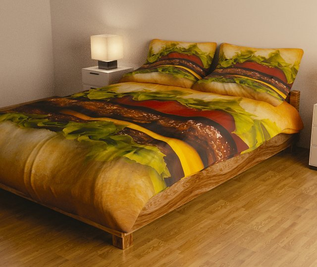 Dinosaur Double Bedding Set