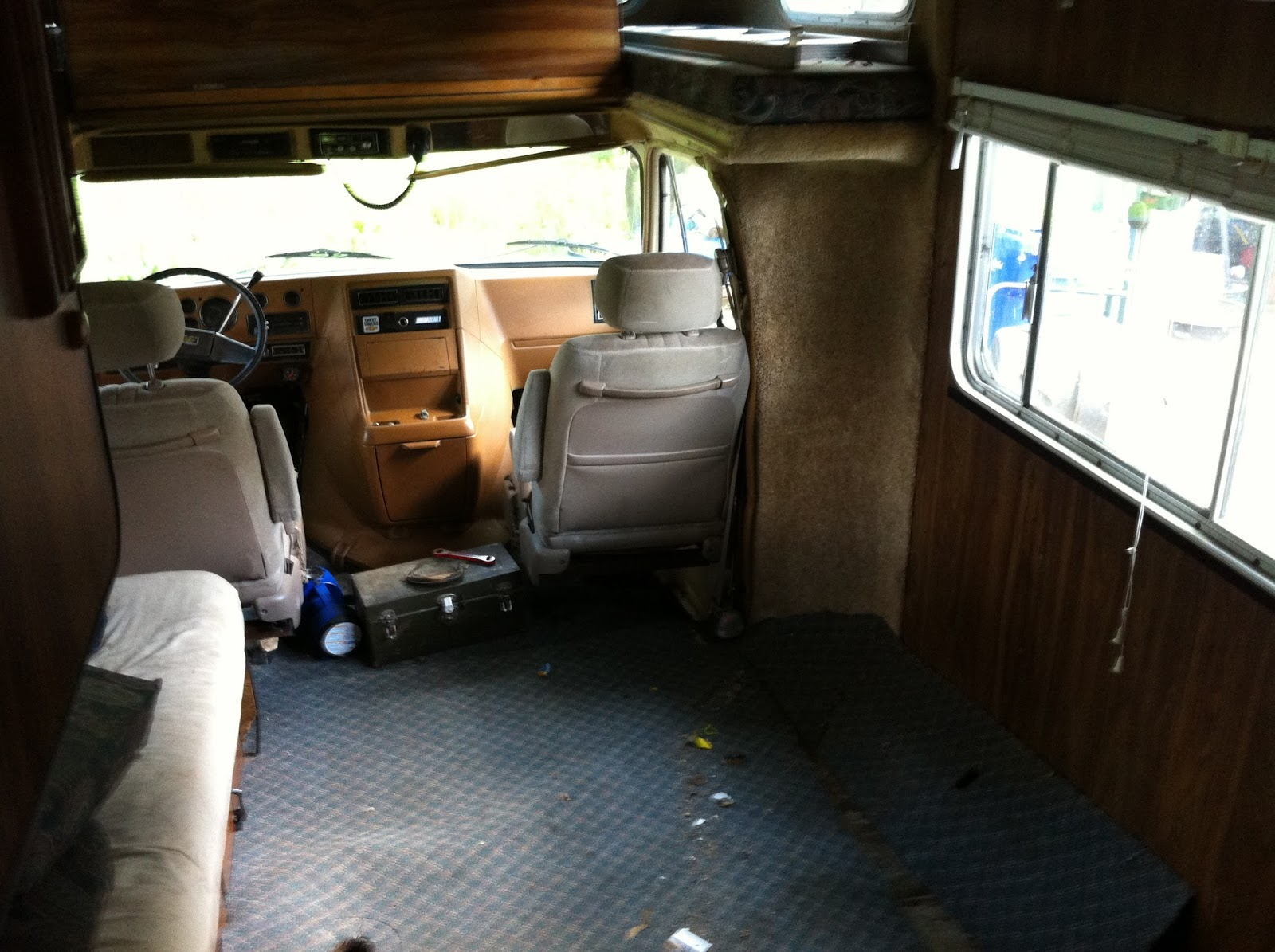 1900 Rv Reviving A 1978 Chevrolet Mobile Traveler