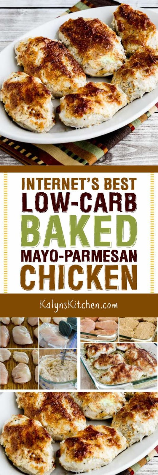 Internet's Best Low-Carb Baked Mayo-Parmesan en (VIDEO ...