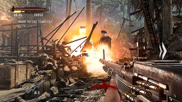 Rambo The Video Game PC Full Version Screenshot 1