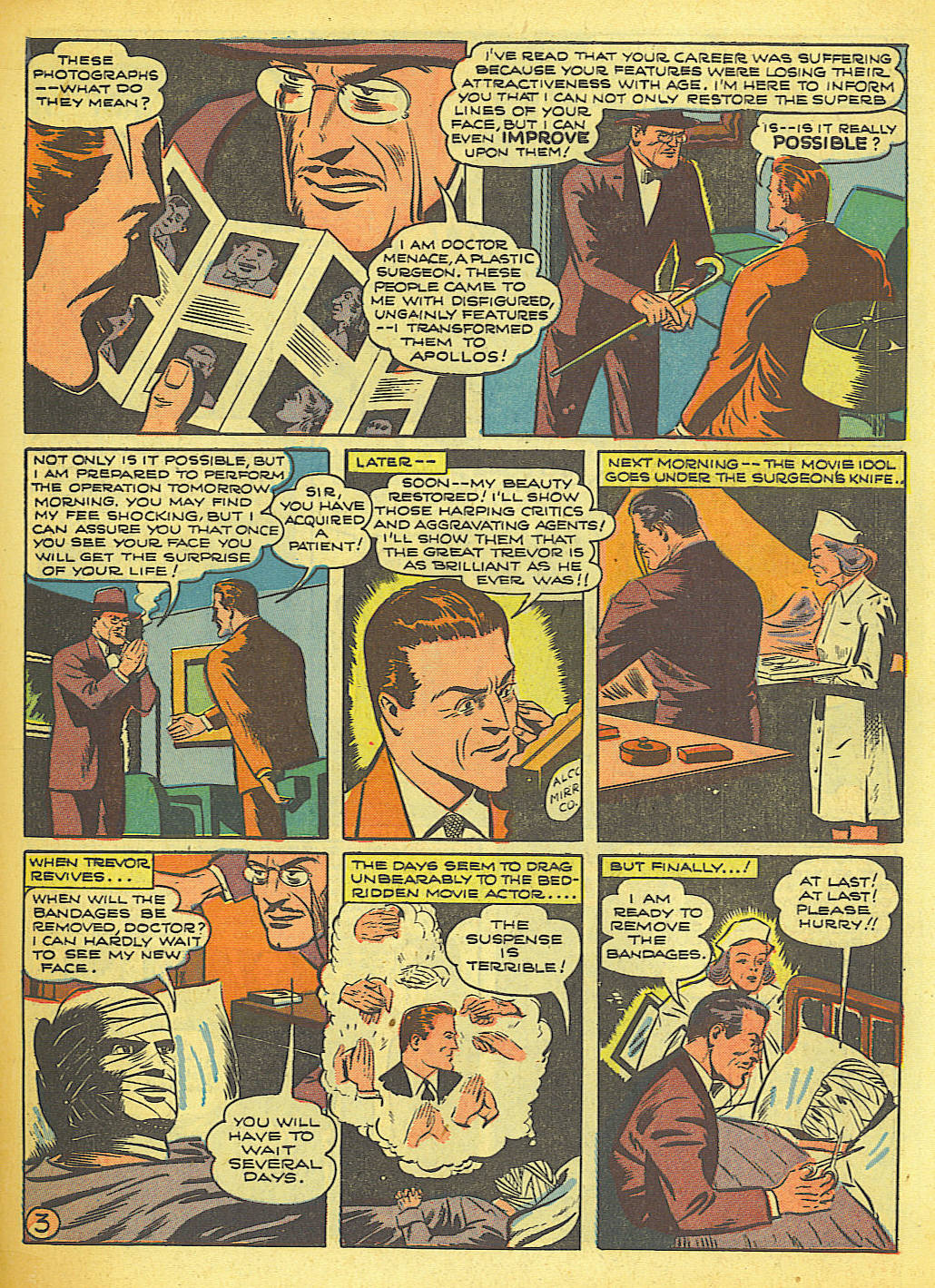 Read online Action Comics (1938) comic -  Issue #58 - 4