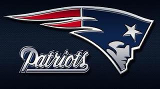 New England Patriots Logo Wallpaper