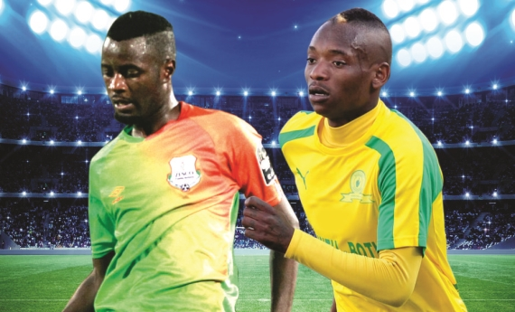 Sundowns travel to Zambia to take on ZESCO United in the semi-finals of the CAF Champions League.