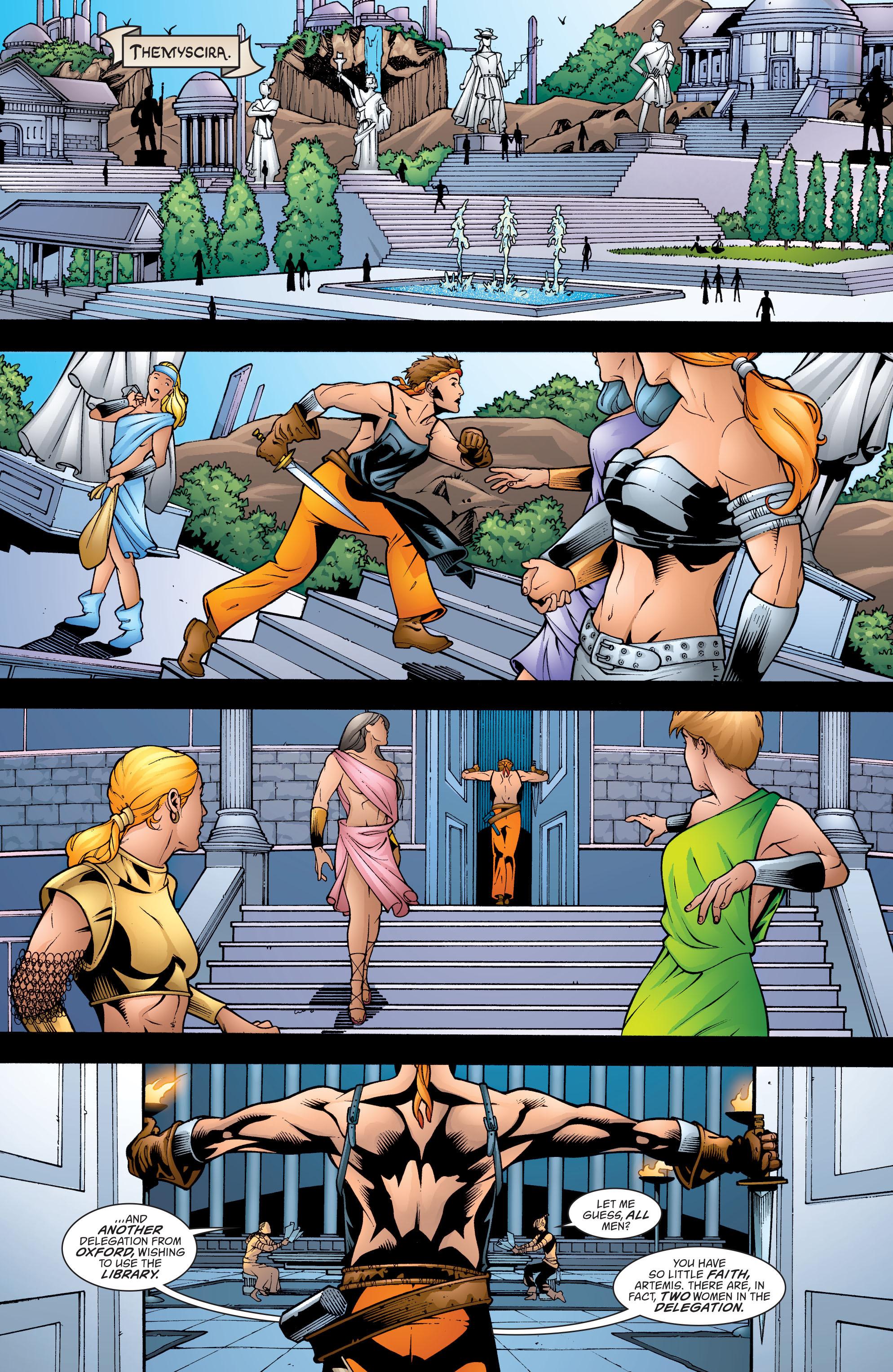 Read online Wonder Woman (1987) comic -  Issue #198 - 2
