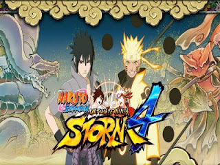 Download Naruto Shippuden Ultimate Ninja Storm 4 Game For PC