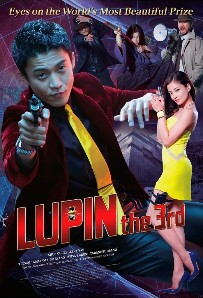 Xem phim Siêu Đạo Chích: Lupin Đệ Tam