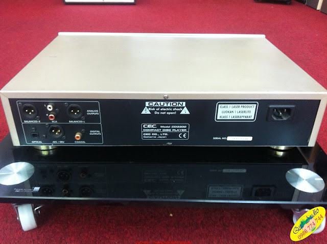 Đầu CD - CEC 3300 CD Player - Made in Japan