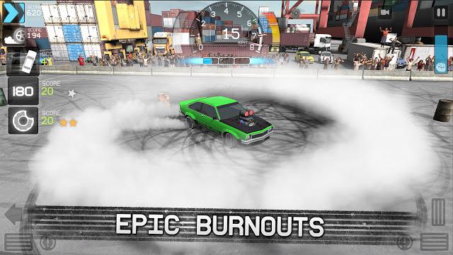 لعبة Torque Burnout مهكرة كاملة للاندرويد