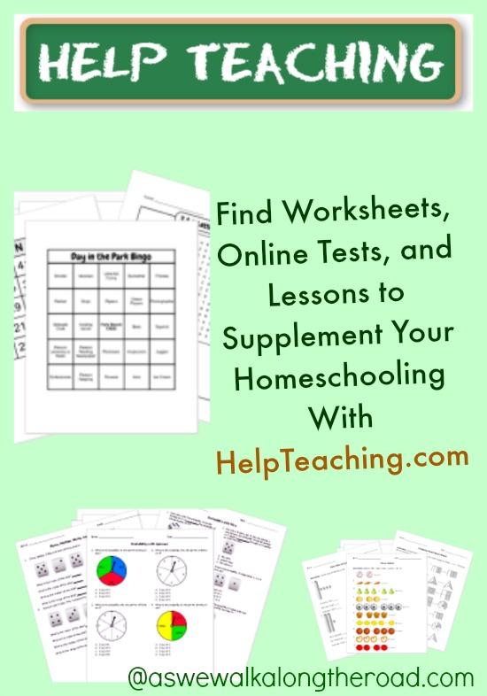 online worksheets
