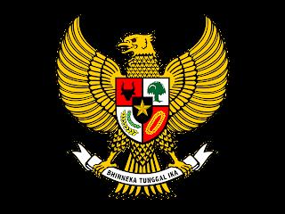Garuda PANCASILA Vector Logo CDR, Ai, EPS, PNG
