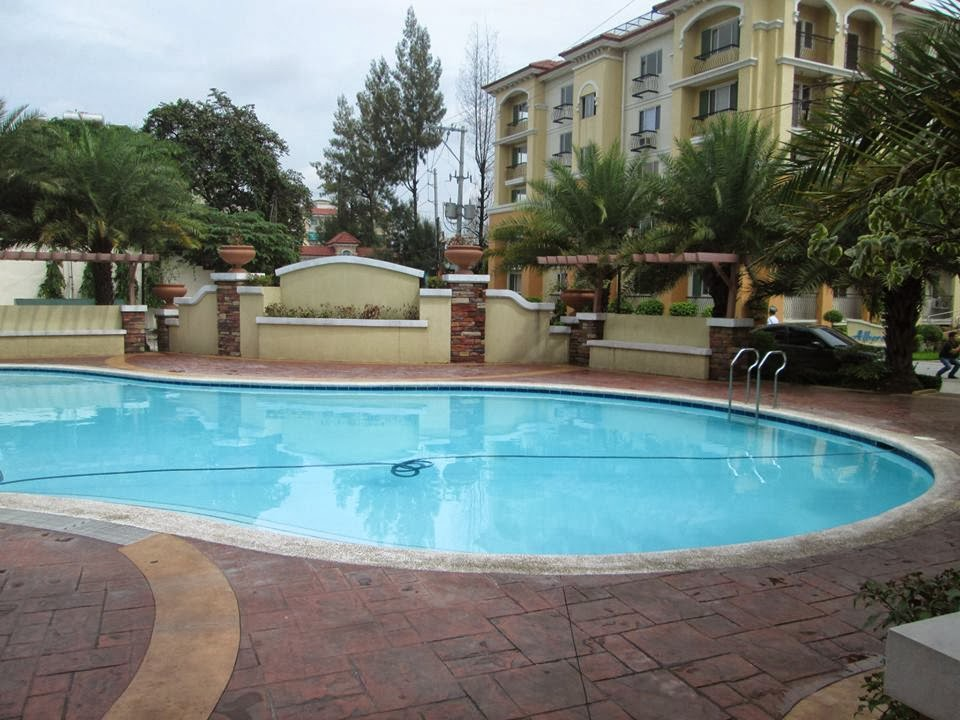 Affordable property listing of the philippines capri oasis pasig ready for occupancy condo in for Eastwood high school swimming pool