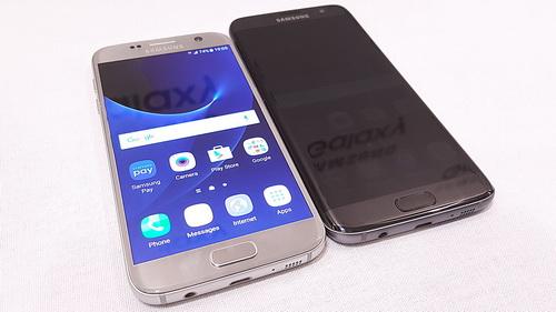 Spesifikasi dan Harga Samsung Galaxy S7 & Samsung Galaxy S7 Edge